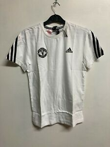 Manchester United x Adidas T-shirt - Kid's 10-11yrs - New w Defects