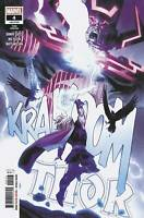 Marvel Comics Thor #4 Third Printing Klein Variant Black Winter Nm 9/09/2020
