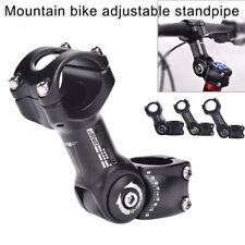 Adjustable Mountain Bike Handlebar Extender Bicycle Stem Riser Head Up Adapter