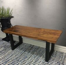 JACKSON INDUSTRIAL BENCH STOOL SEAT CHAIR TABLE TIMBER OUTDOOR INDOOR