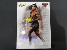2019 AFL SELECT FOOTY STARS BASE CARD NO.60 ANTHONY McDONALD-TIPUNGWUTI ESSENDON