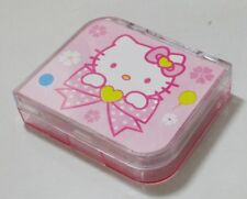 Hello Kitty Contact Lens With Case