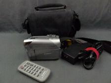 Used Canon Elura 100 MiniDv Camcorder