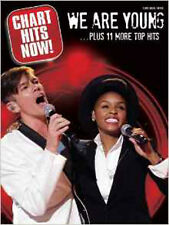 Chart Hits Now! - We Are Young... Plus 11 More Top Hits. Sheet Music for Piano,