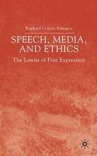 Sprache, Medien und Ethik: die Grenzen der Meinungsfreiheit: kritische Studien auf...