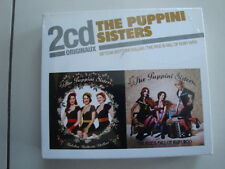 "Coffret 2 CDs "" The PUPPINI SISTERS  / Neuf sous scello"