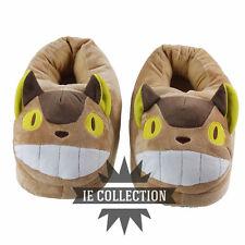 MON VICINO TOTORO CHAUSSONS CHAT BUS studio ghibli pantoufles catbus slipper