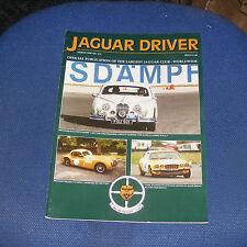 JAGUAR  DRIVER ISSUE 452 MARCH 1998 - RICHARD DALTON'S MARK 1 AT HOCKENHEIM
