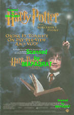 Harry Potter and the Sorcerer's Stone: Pay-Per-View Ad
