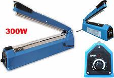 Sigillatrice PFS-200,a caldo,sigilla per 20cm,300 Watt.Plastica,buste,sacchetti