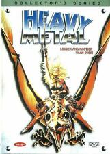 Heavy Metal - Collector's Edition (1981) - Harvey Atkin DVD *NEW [DISC ONLY]