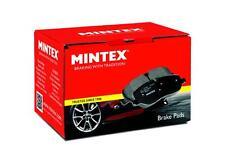 FRONT MINTEX BRAKE DISC PADS NEW SET OF 4 FOR HYUNDAI TRAJET 2000-2007