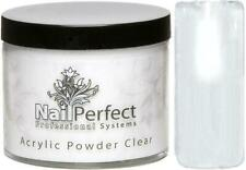 NailPerfect Premium Acryl Powder 25g: CLEAR