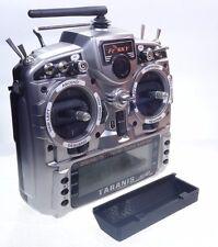 FrSKY Taranis X9D extended battery cover extra longer case replacement holder