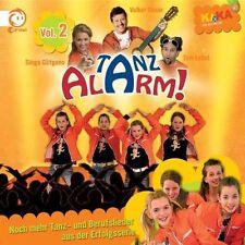 Schöne CD: KiKa Tanzalarm! 2 - Tom Lehel, Volker Rosin - Kinderkanal