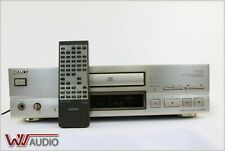 Sony CDP X707 ES Compact Disc Player. Incl Remote Control.