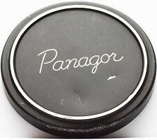 Original Panagor Metal Front Lens Cap 58mm 58 mm Slip-on