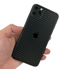 Carbon Fiber 3M Vinyl Skin Decal Wrap Cover Film For iPhone 11/11 Pro/11 Pro Max