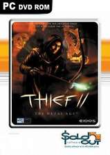 Thief II (2) The Metal Age - PC DVD - Brand New and Factory Sealed