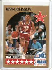 1990-91 HOOPS KEVIN JOHNSON ALL STAR
