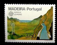 PORTUGAL MADEIRA - 1983 - Europa. Le grandi opere del genio umano.