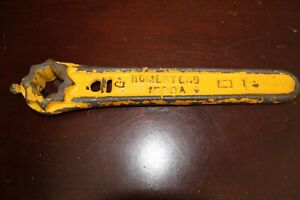 HOMESTEAD VALVE WRENCH 1599A