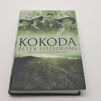Kokoda Peter Fitzsimmons HC/DJ 2004 Illus.