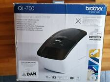 Brother QL700 Label Thermal Printer Used Office