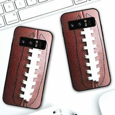 American Football Designed Case Cover Skin for iPhoneX XR XS Samsung Galaxy Note