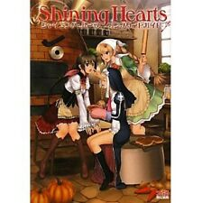 Shining Hearts complete guide book / PSP