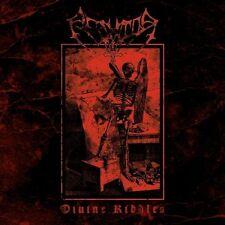 Perditor - Divine Riddles CD 2013 reissue black metal Daemon Worship