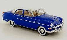 wonderful modelcar OPEL KAPITÄN 1954 - 2-tone painting blue/white - 1/43