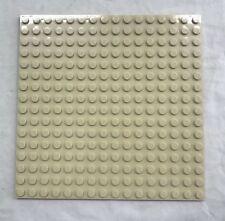 LEGO NEW 16x16 Tan Plate (1x) 4611414 Brick 91405