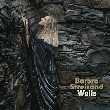 Barbra Streisand - Walls (NEW CD ALBUM)