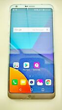 LG G6 - 32GB - Ice Platinum (T-Mobile) Smartphone