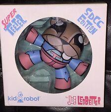 JOE LEDBETTER SDCC 2007 SUPER TEETER VINYL ART FIGURE RARE! KIDROBOT Dunny