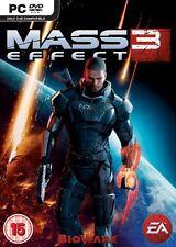 Mass Effect 3 (PC DVD).