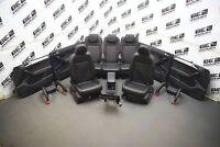 VW Touran 5T Taxi Ledersitze Kunstleder Sitze Kindersitz 5 Sitzer LEDERSITZ