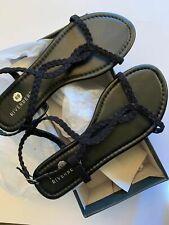 Riverberry Women's Size 7 'Cali' Sling Back Sandal Black