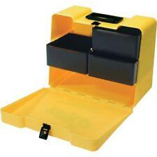 Toko Handy Box 5547168 | Lockable Compartments Organized Secure Ski Race Tools