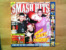 July Smash Hits Monthly Music, Dance & Theatre Magazines