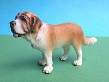 Schleich 16307 Saint Bernard Bernhardiner Dog Hund Retired