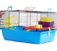 COTTAGE HAMSTER HOME - (50 x 33 x 27cm) - Sharples Pet Animal Cage bp PawMits
