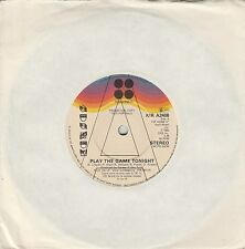 Kansas - Play The Game Tonight - Rare Promo / Great record / mint condition