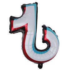 tiktok theme Foil Balloons Kids Toys Christmas Birthday Party DIY DecorBDUS
