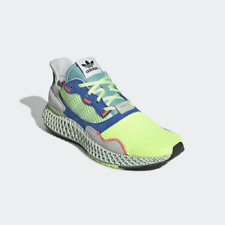 New Adidas ZX 4000 4D EF9623 - Easy Mint, Men's Running Shoes Athletic Sneakers