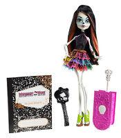 Monster High Skelita Calaveras SCARIS Monsterstadt der Mode OVP Y7656