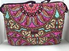 Vera Bradley Quilted Essential Messenger Bag Resort Medallion