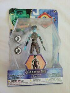 Reboot - Commander Dot - Irwin Toy 2001