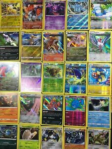 30 Pokemon Cards - SHINY CARDS ONLY! 10x HOLOFOIL RARES Guaranteed, Great Gift!